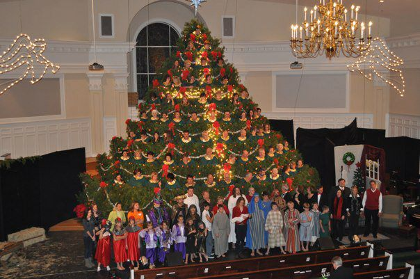 Pawleys Island Area Christmas Programs Troi Kaz Coastal