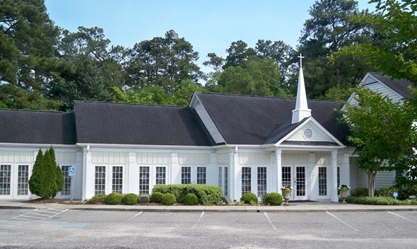 Grace Church Pawleys Island Sc