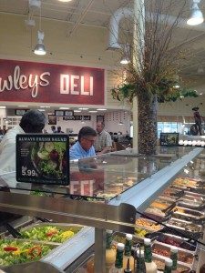 Lowes 5 salad bar