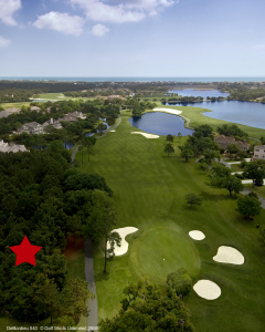 DeBordieu Golf Course Lot 291